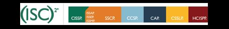 (ISC)2 certifications