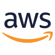 Amazon Web Serives (AWS) Logo