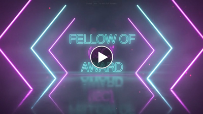 Fellow of (ISC)² Award Thumbnail