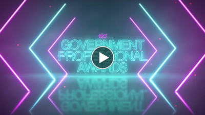 (ISC)² Government Professional Awards Thumbnail