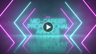 (ISC)² Mid-Career Professional Awards Thumbnail