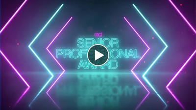 (ISC)² Senior Professional Award Thumbnail