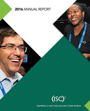 2016 (ISC)² Annual Report