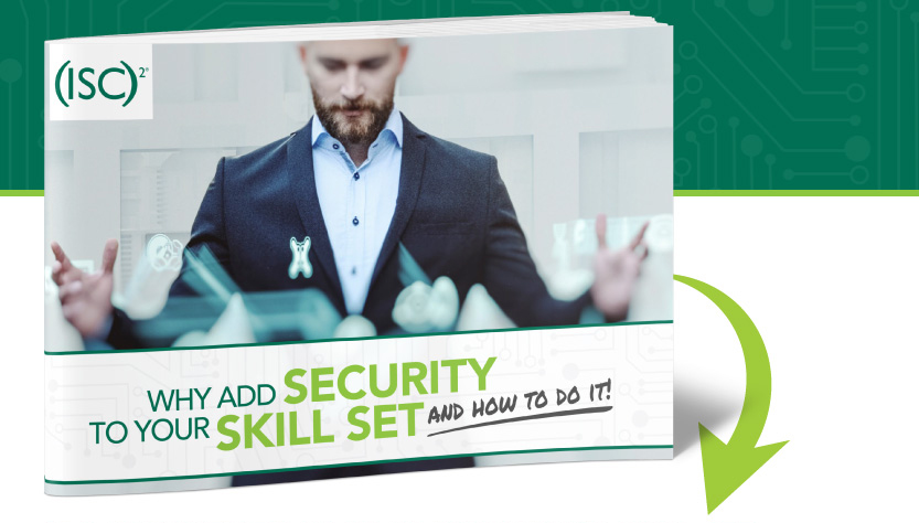 Add Security to Your Professional Skill Set