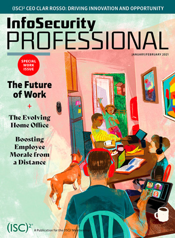 Infosecurity Professional Magazine Preview Thumbnail