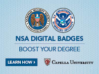 NSA Digital Badge