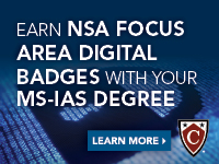 NSA Focus Area Badges