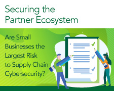 Securing the Partner Ecosystem