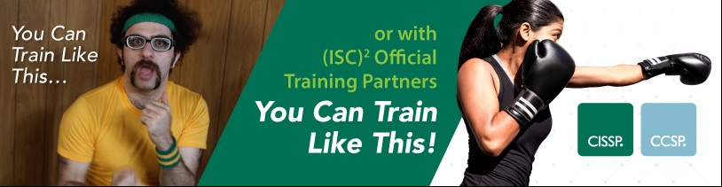 Prep Like a Pro with an (ISC)2 Official Training Provider