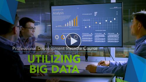 Utilizing Big Data