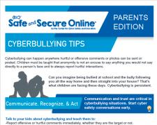 Cyberbullying Tips
