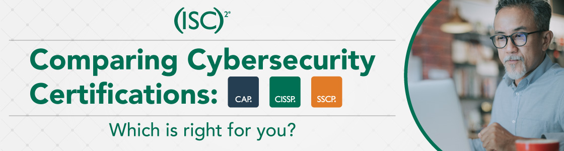 Comparing Cybersecurity Certifications: Which is right for you?